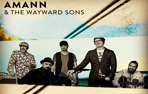 Imagen descriptiva del evento Amann & The Wayward Sons