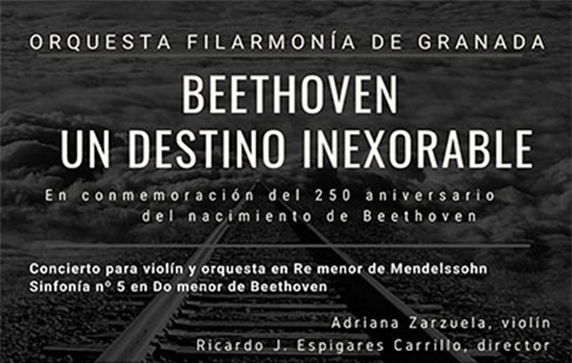 Imagen descriptiva del evento Beethoven, un destino inexorable