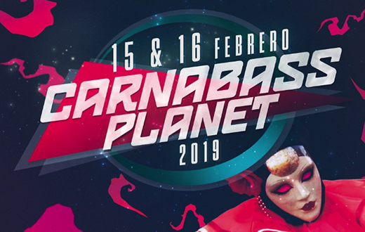 Imagen descriptiva del evento Carnabass Planet 2019