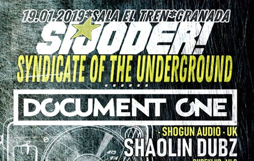 Imagen descriptiva del evento Syndicate of the Underground