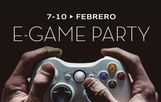 Imagen descriptiva del evento e-Game Party 2019