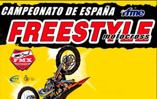 Imagen descriptiva del evento: Freestyle Motocross 2020