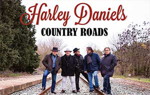 Imagen descriptiva del evento Harley Daniels: Country Roads