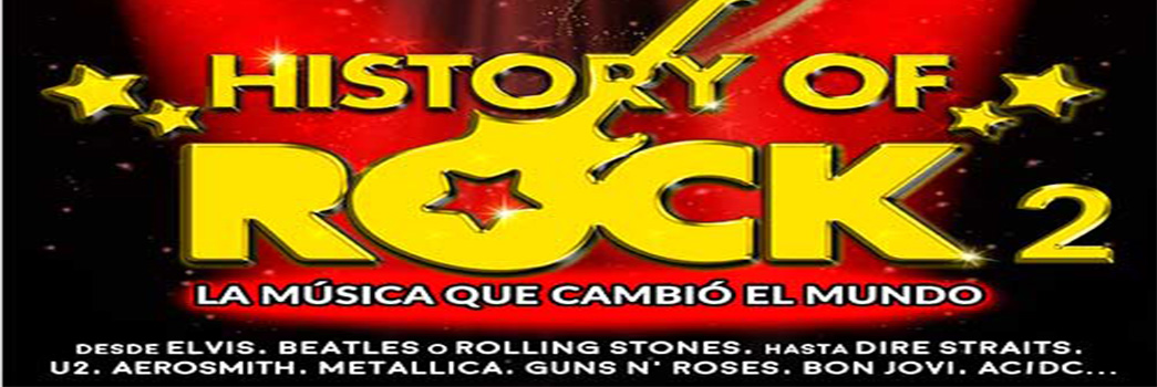 Foto descriptiva del evento: 'History of Rock 2'
