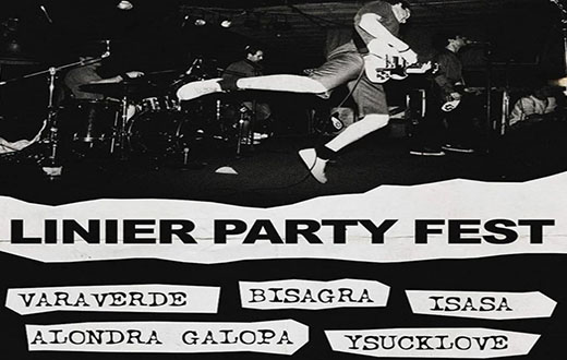 Imagen descriptiva del evento Linier Party Fest