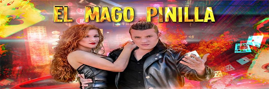 Foto descriptiva de la noticia: 'The Power of Magic: el show del Mago Pinilla llega a Granada'