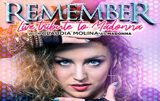 Imagen descriptiva del evento: Remember: Live Tribute to Maddona
