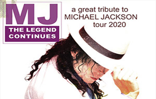 Imagen descriptiva del evento The legend continues: tribute to Michael Jackson