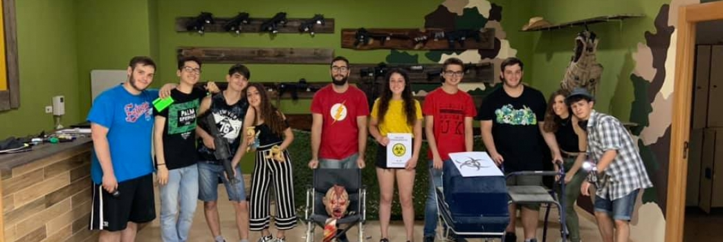 Foto descriptiva del evento: 'Escape room zombie en Armilla'